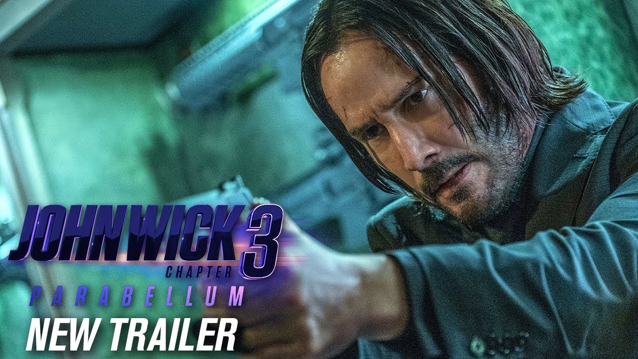 Photo of John Wick: Chapter 3 – Parabellum (2019 Movie) New Trailer – Keanu Reeves, Halle Berry