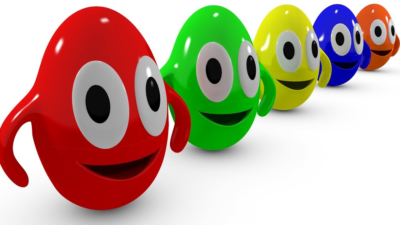 Photo of Funny Surprise Eggs Cartoons video for Children