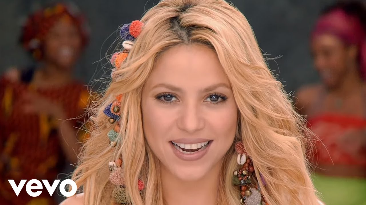 Photo of Shakira – Waka Waka (This Time for Africa) (The Official 2010 FIFA World Cup™ Song)