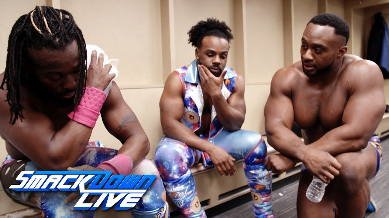 Photo of Is The New Day thinking of quitting WWE?: SmackDown Exclusive, March 19, 2019