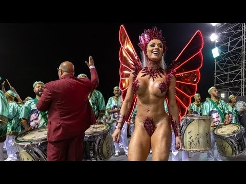 Photo of São Paulo Carnival 2019 [HD] – Floats & Dancers | Brazilian Carnival | The Samba Schools Parade