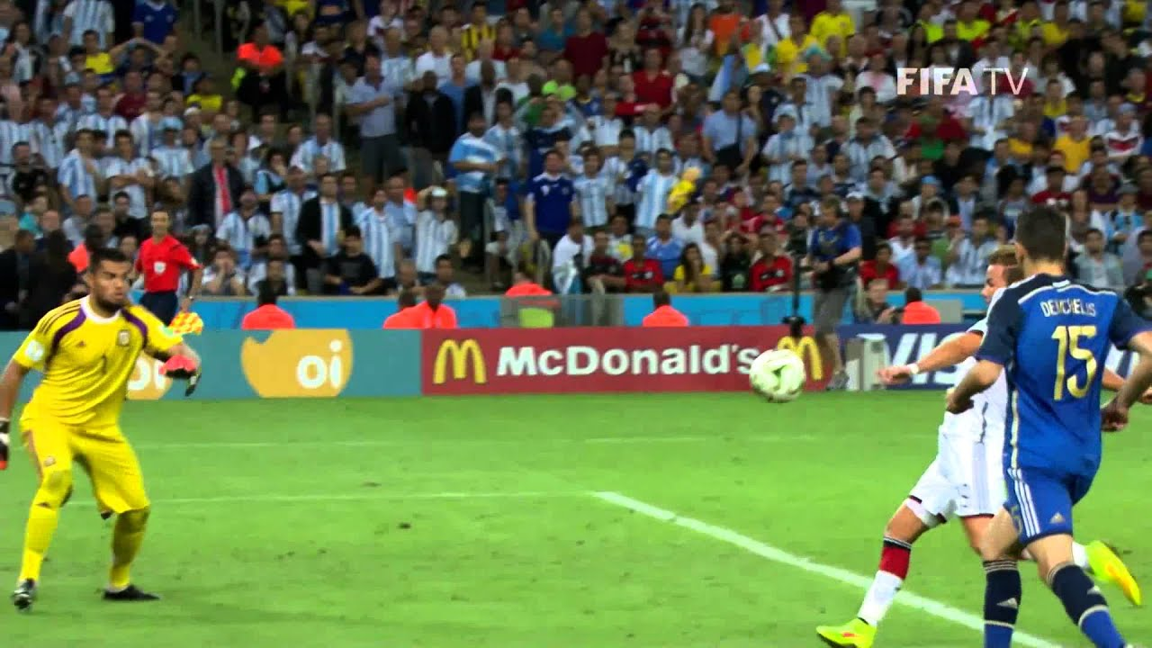 Photo of TOP 10 GOALS: 2014 FIFA World Cup Brazil™ [OFFICIAL]