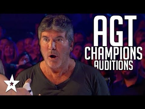 Photo of The Champions on America's Got Talent 2019 | Auditions | WEEK 1 | Got Talent Global