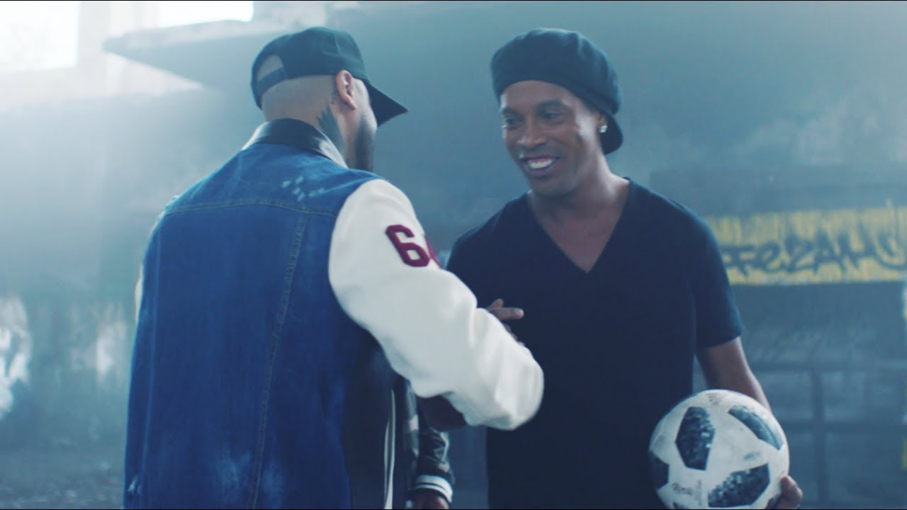 Photo of Live It Up (Official Video) – Nicky Jam feat. Will Smith & Era Istrefi (2018 FIFA World Cup Russia)