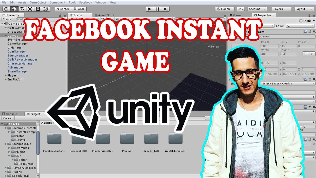 Photo of Facebook Instant Games Unity 2019 – أول شرح عربي