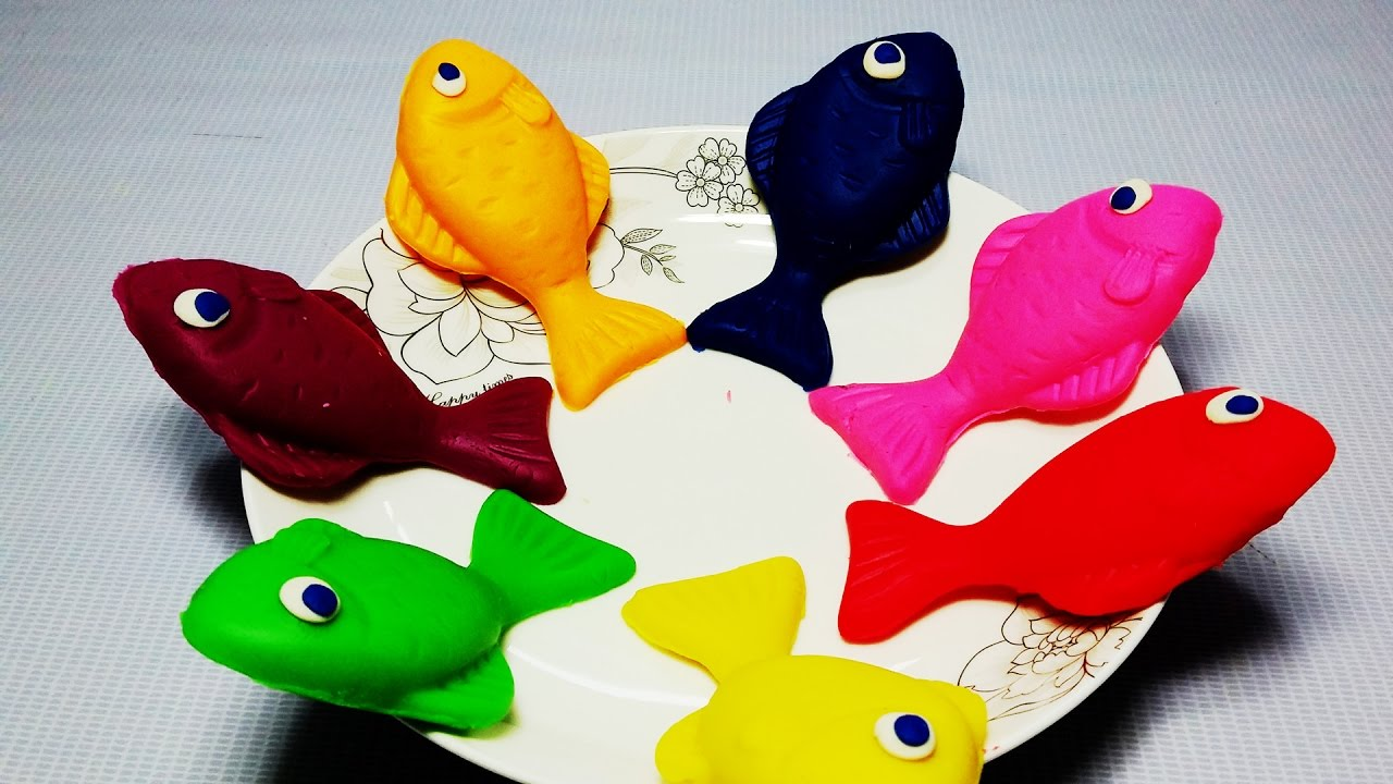 Photo of Learn Colors & Numbers With Fish | Colors For Kids To Learn | Videos for Children | LittleBabyTV