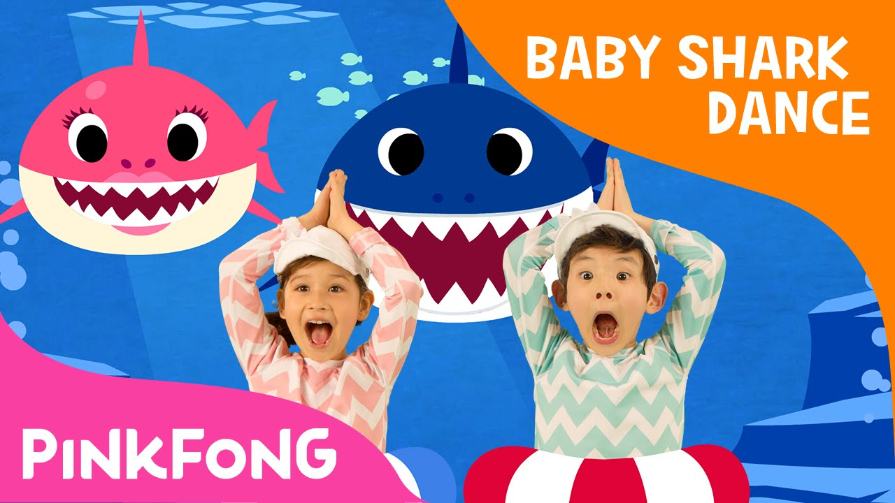 Photo of Baby Shark Dance | Sing and Dance! | Animal Songs | PINKFONG Songs for Children