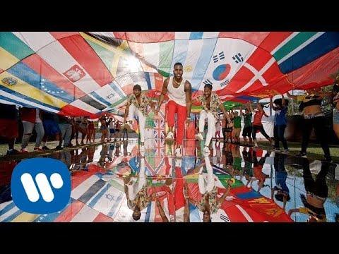 Jason Derulo – Colors (Official Music Video) The Coca-Cola Anthem for the 2018 FIFA World Cup
