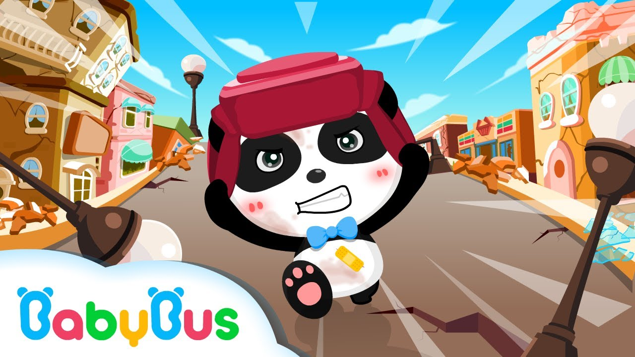 Photo of Baby Panda Earthquake Safety Tips | Kids Games | Gameplay Videos | For Children | BabyBus