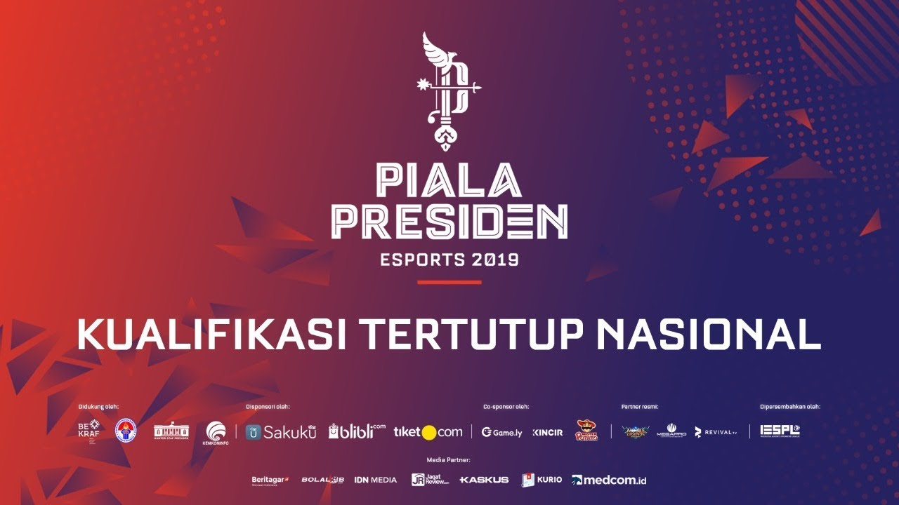 Photo of PIALA PRESIDEN ESPORTS 2019 – KUALIFIKASI TERTUTUP NASIONAL | EVOS vs CAPCORN