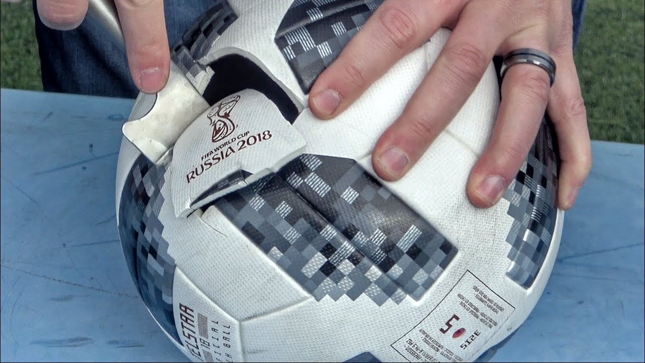 Photo of What's inside The World Cup Soccer Ball?