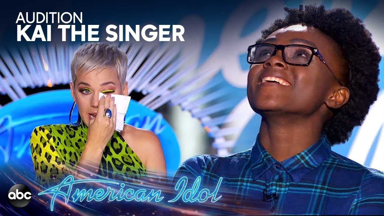 Kai The Singer's Audition Brings Katy Perry to Tears – American Idol 2019 on ABC