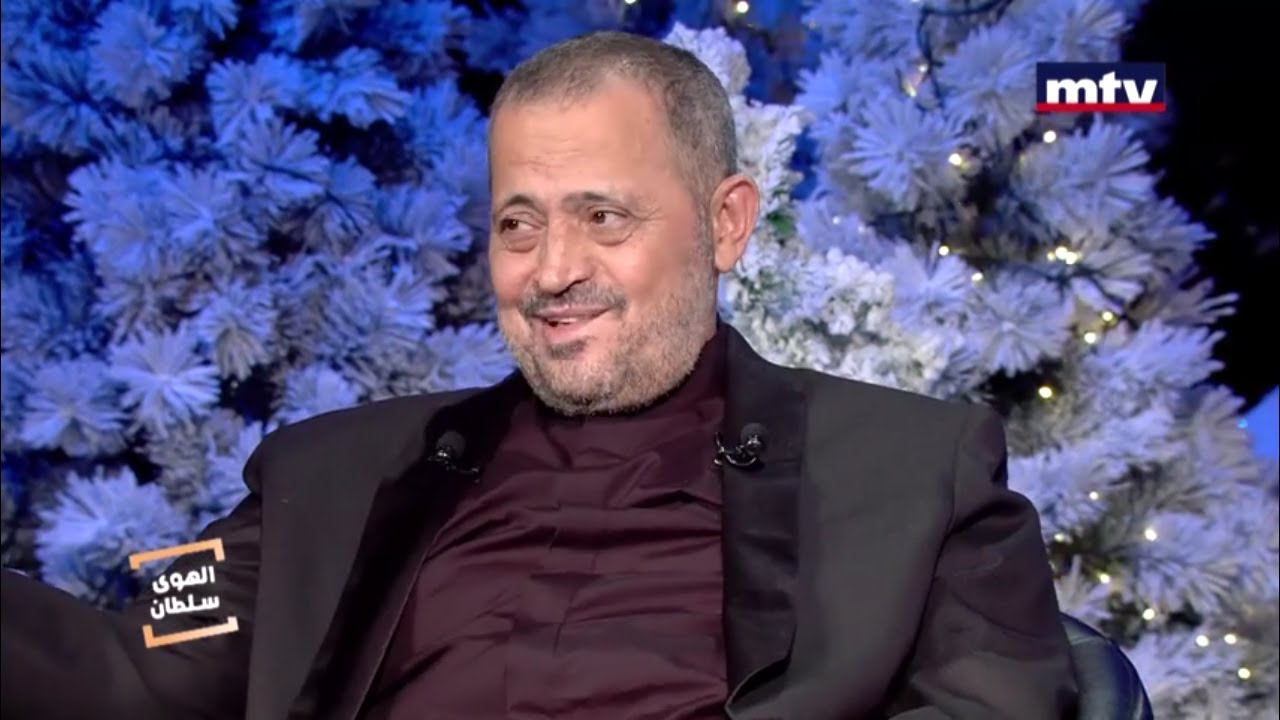 Photo of Georges Wassouf – New Year's Eve [Interview] (2019) / جورج وسوف – مقابلة رأس السنة