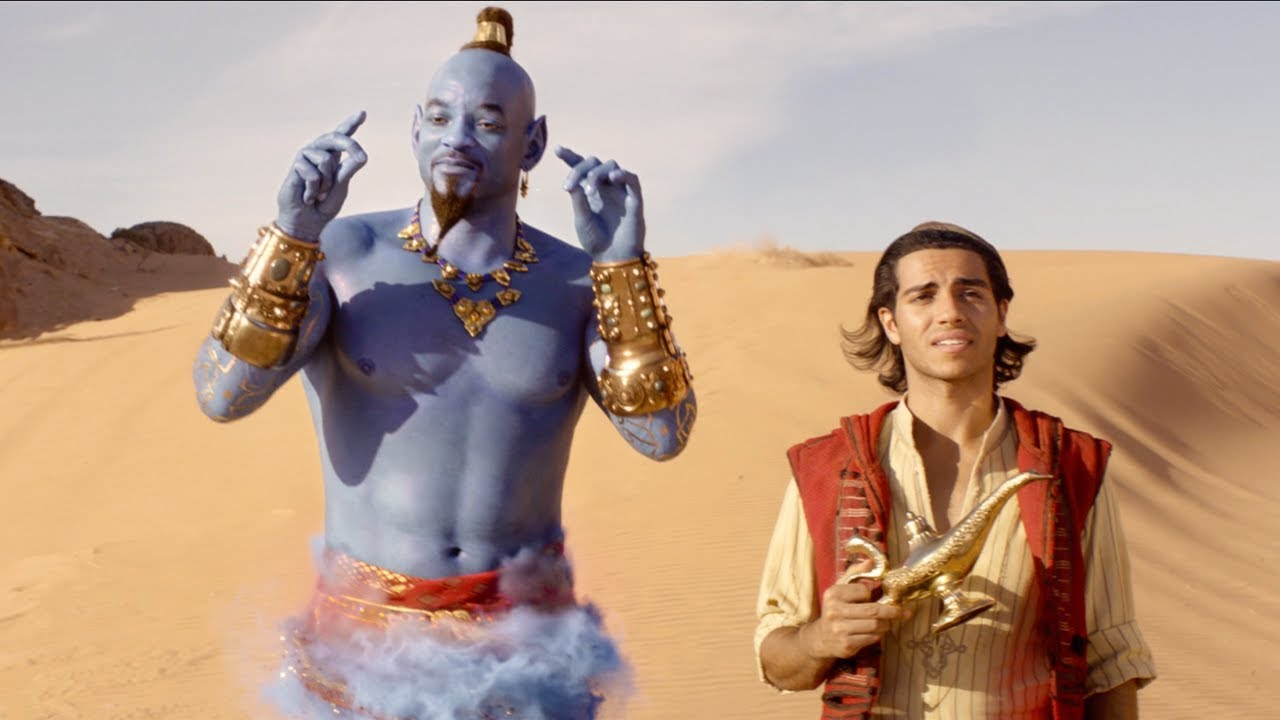 Photo of Aladdin – Official Trailer