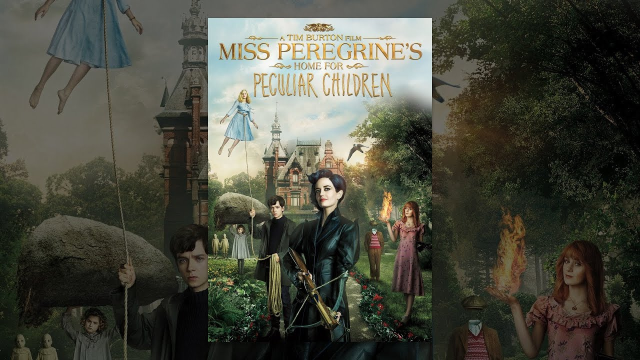 Photo of Miss Peregrine's Home For Peculiar Children