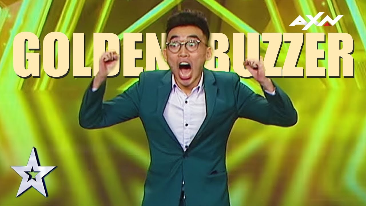 Photo of Magician Act TK Jiang's Golden Buzzer Audition! | Asia's Got Talent 2019 on AXN Asia