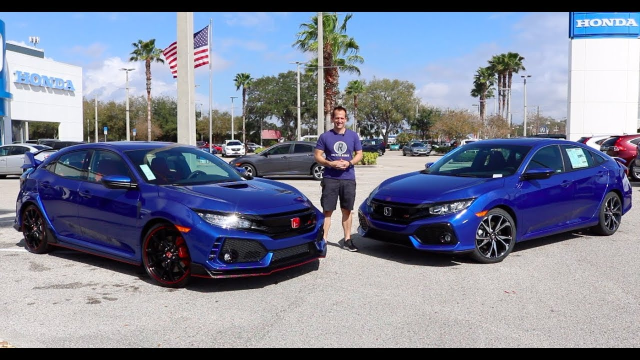 Photo of Why does the 2019 Honda Civic Type R cost MORE than the Civic Si?