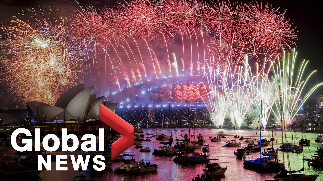 Photo of New Year's 2019: FULL Sydney fireworks display