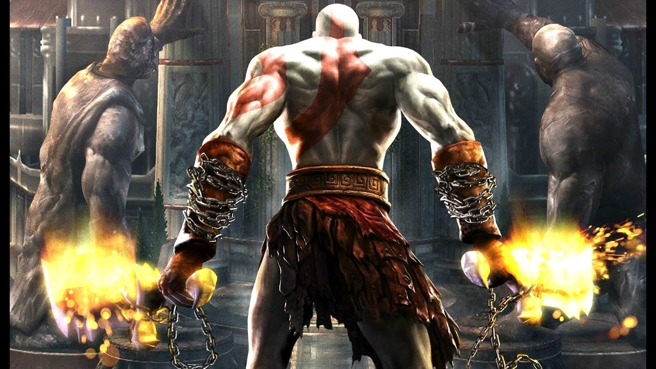 Photo of God of War 2 All Cutscenes (Game Movie) 1080p 60FPS HD