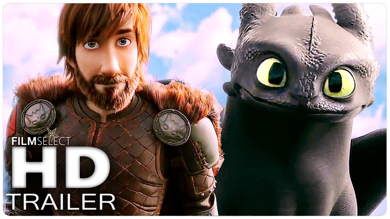 Photo of HOW TO TRAIN YOUR DRAGON 3 Trailer (2019)