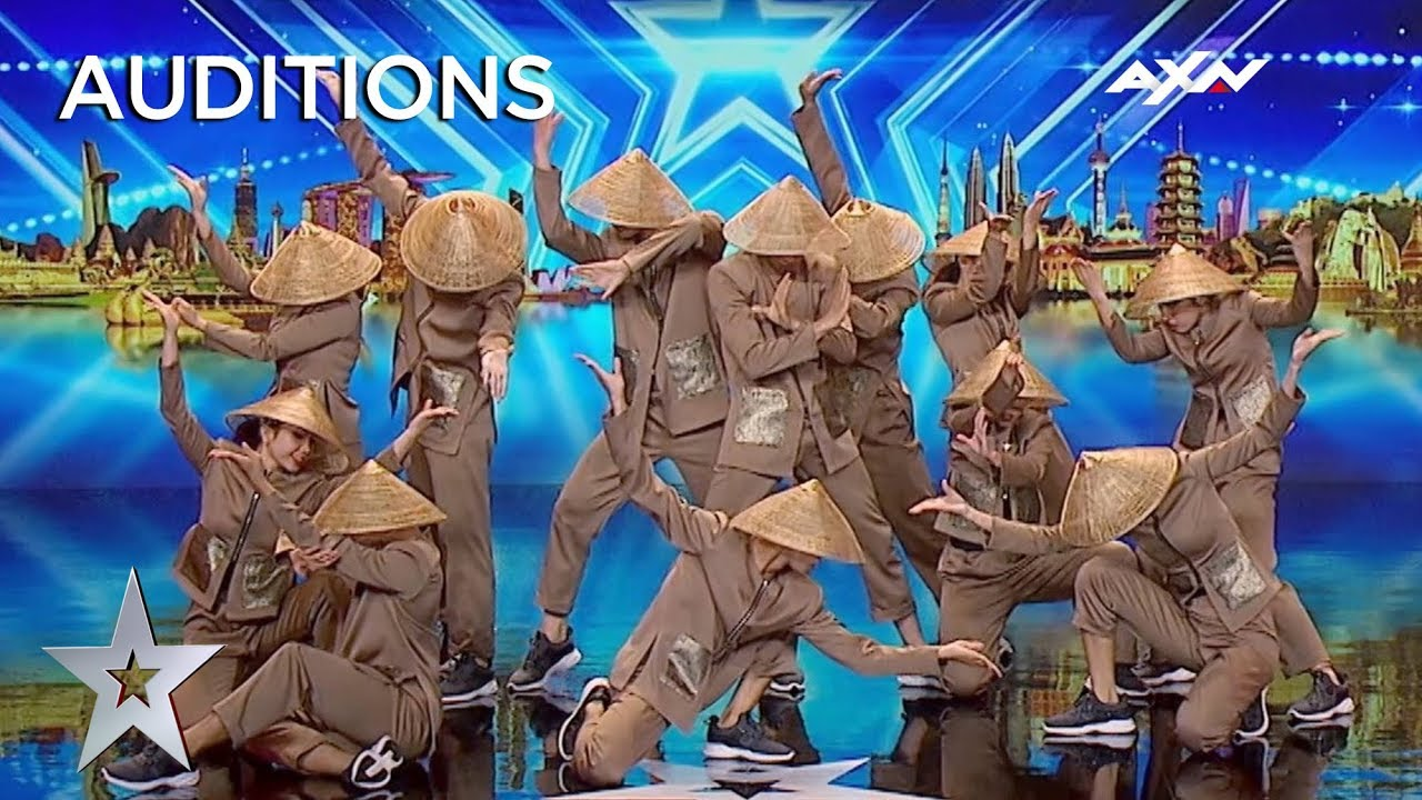 Photo of BEAUTIFUL East Meets West Dance From Vietnam | Asia's Got Talent 2019 on AXN Asia