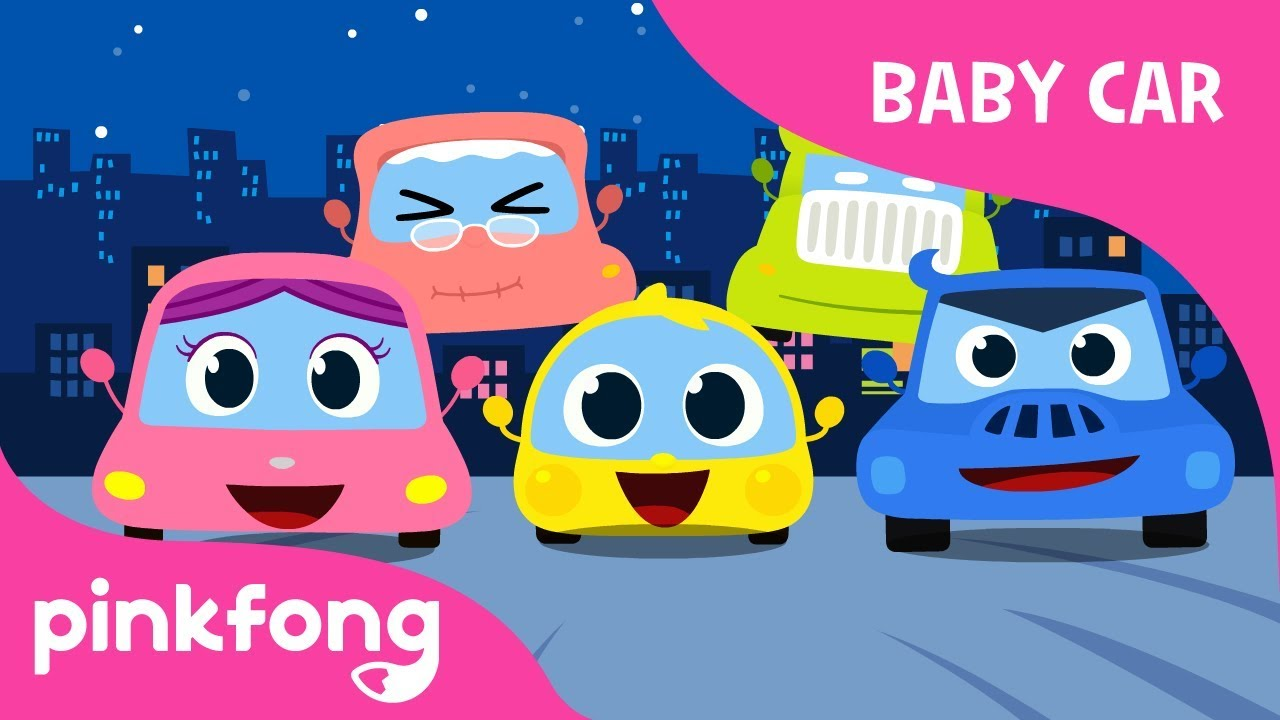 Photo of Baby Car | Car Songs | Pinkfong Songs for Children