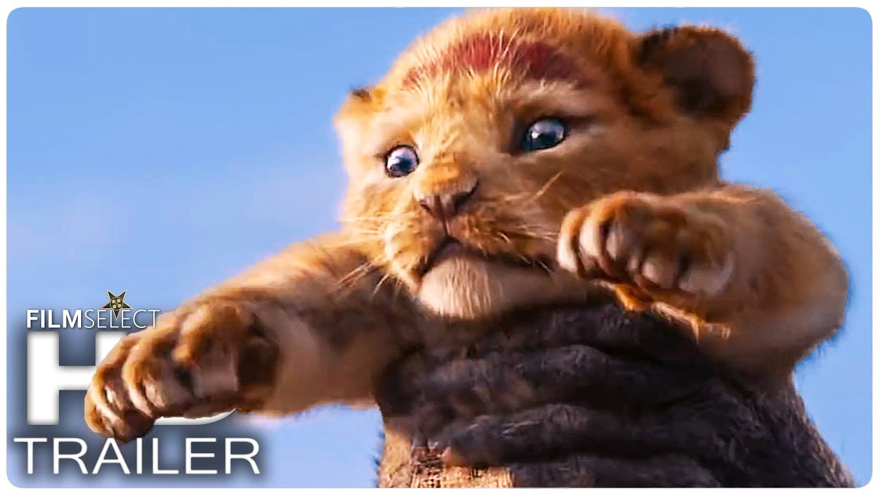 Photo of THE LION KING Trailer (2019)