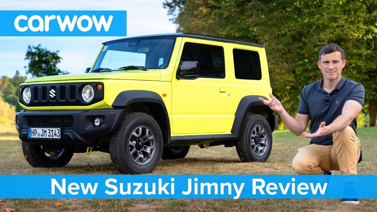 Photo of New Suzuki Jimny SUV 2019 – see why I love it… but you might not!