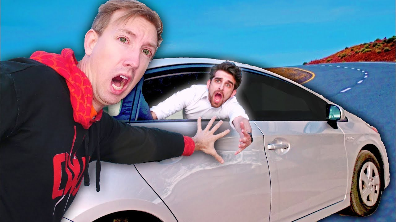 Photo of PROJECT ZORGO Took DANIEL in CAR at SAFE HOUSE (Unboxing Haul Mysterious Riddles & Clues Challenge)
