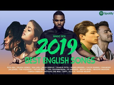 Pop Songs World 2019 | Best English Songs 2019 Hits, Popular Songs Of All Time – Best Music 2019