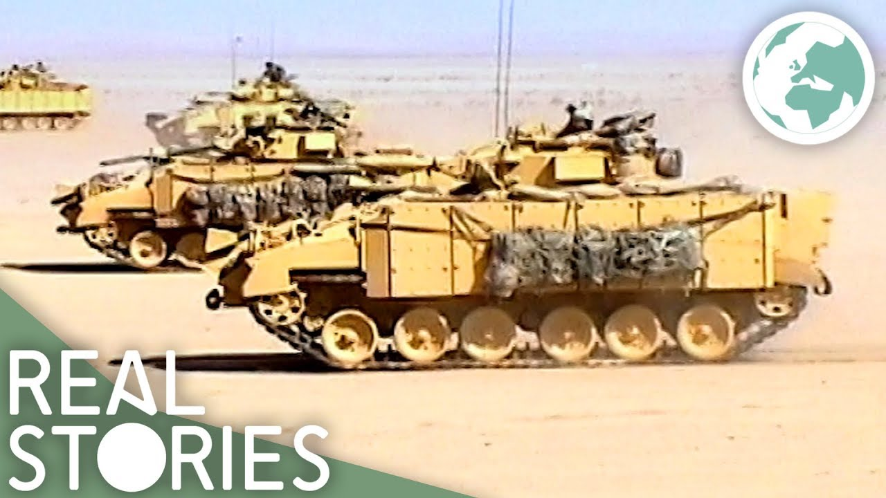 Invading Iraq – Part One: How Britain And America Got It Wrong (Modern Military Documentary)