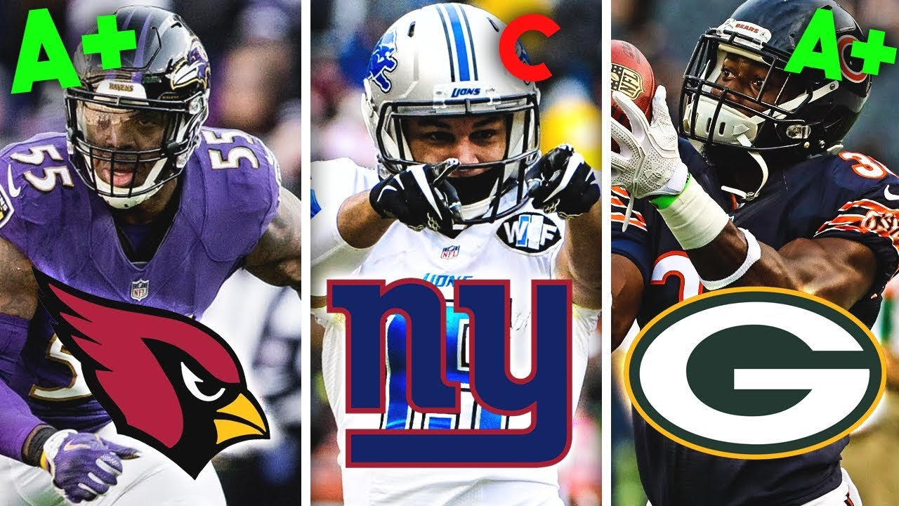 Photo of Grading the NFL's 20 BIGGEST Free Agent Signings of 2019