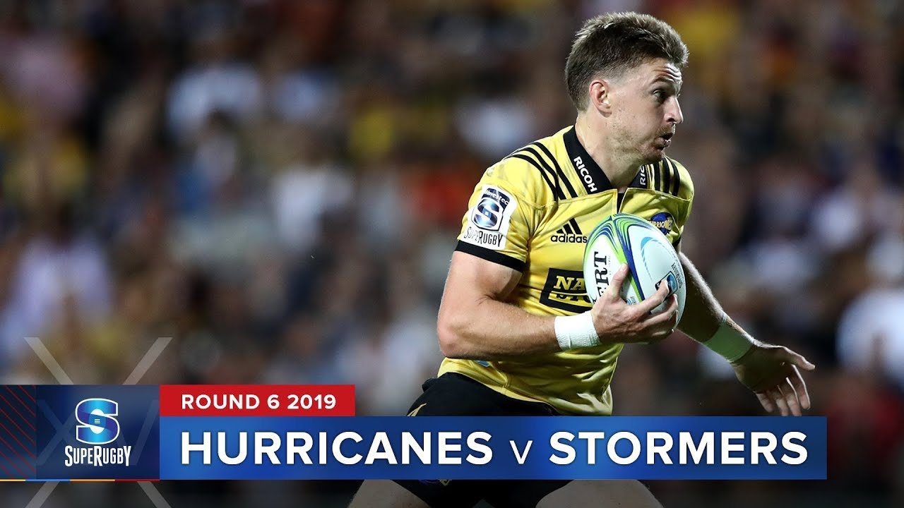 Photo of Hurricanes v Stormers | Super Rugby 2019 Rd 6 Highlights
