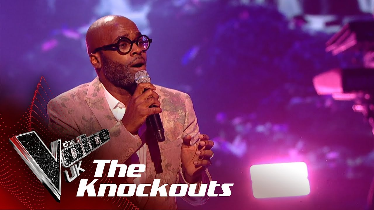 Photo of Cedric Neal's 'Bridge Over Troubled Water' | The Knockouts | The Voice UK 2019