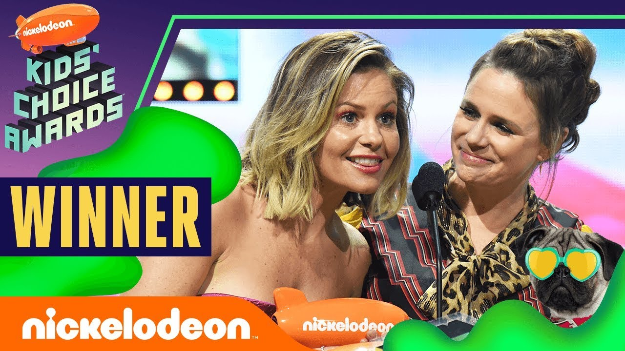 Photo of Fuller House Wins | Candace Cameron Bure & Cast Give Inspiring Speech | 2019 Kids' Choice Awards