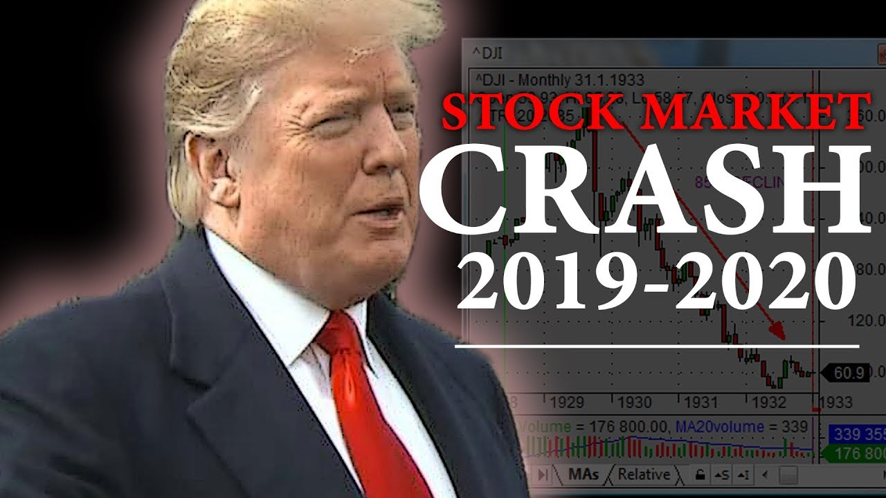 Photo of STOCK MARKET COLLAPSE 2019!! WORST IN HISTORY!