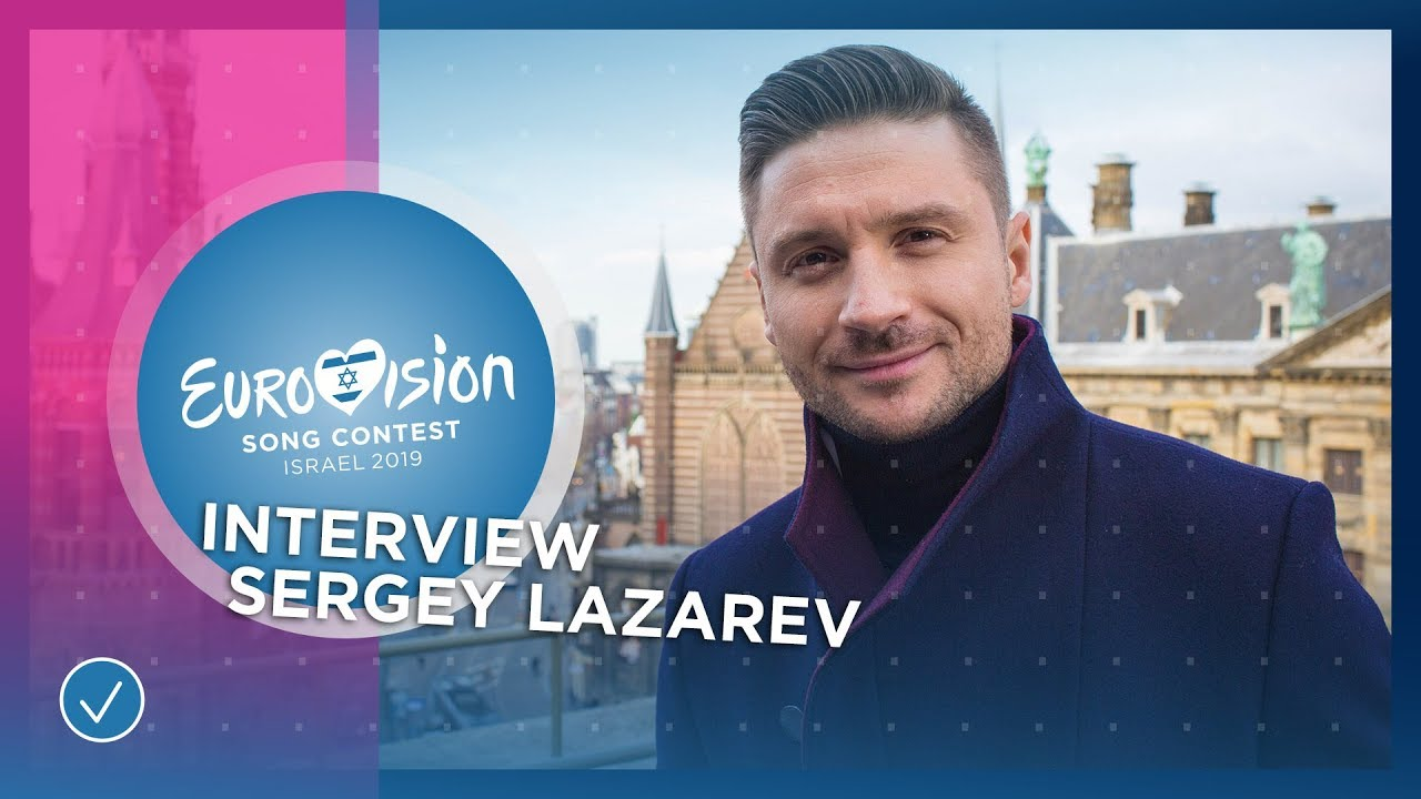 Photo of Sergey Lazarev (Russia 🇷🇺): 'Don't look at the bookmakers!' – Eurovision 2019