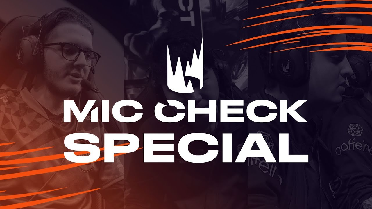 Photo of LEC Mic Check: Best Moments | Spring Split 2019