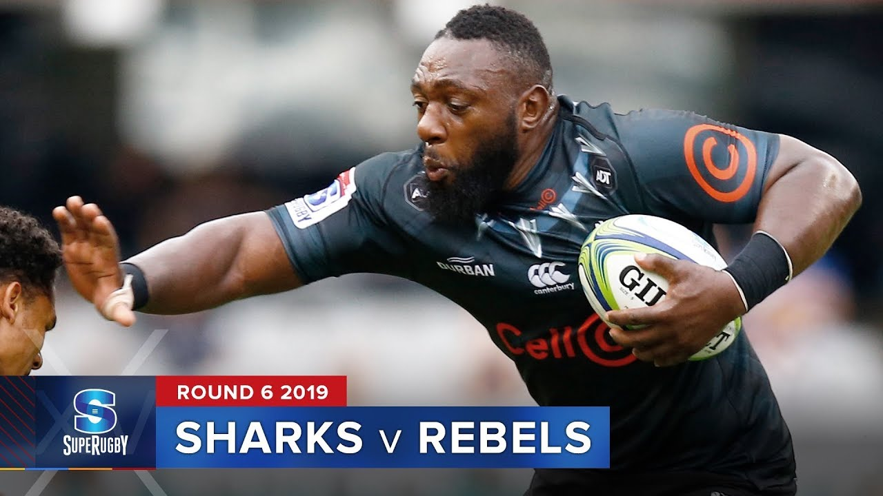 Photo of Sharks v Rebels | Super Rugby 2019 Rd 6 Highlights