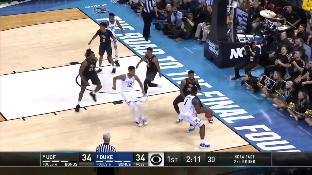 Photo of UCF vs DUKE Basketball Full Game Highlights March 24, 2019 March Madness