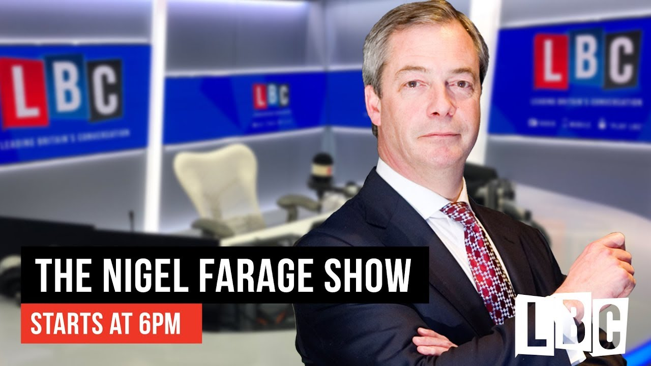 Photo of The Nigel Farage Show: 27th March 2019