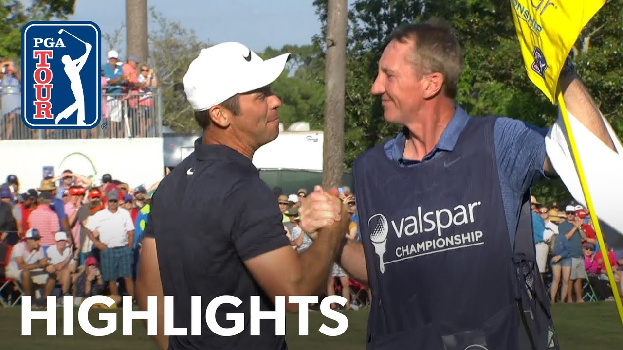 Photo of Paul Casey highlights | Round 4 | Valspar 2019