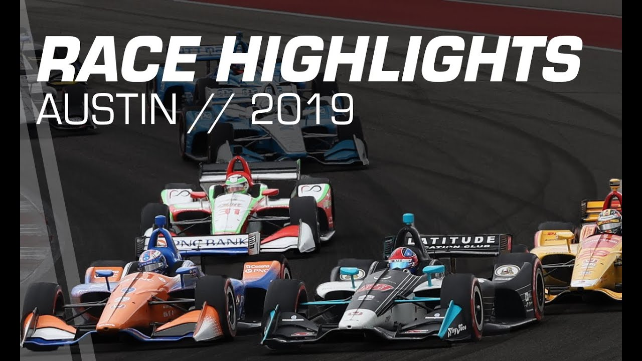 Photo of 2019 NTT INDYCAR Series: Austin Race Highlights