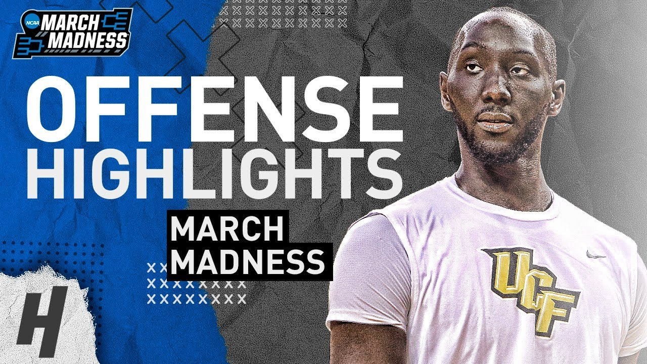 Photo of Tacko Fall DOMINANT Offense & Defense Highlights Montage from 2019 NCAA March Madness!
