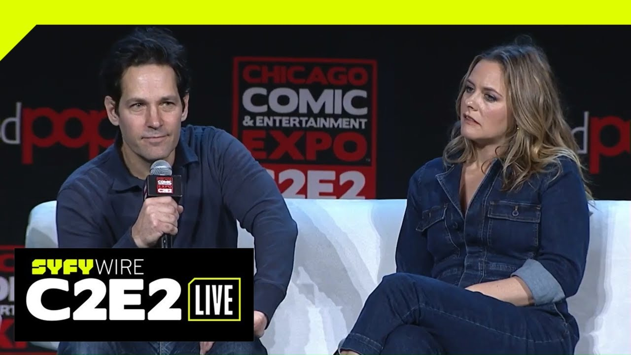 Photo of Clueless: The Movie Cast Reunion | C2E2 2019 | SYFY WIRE