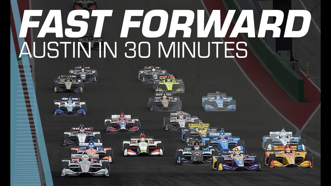 Photo of Fast Forward: 2019 NTT IndyCar Series at Austin