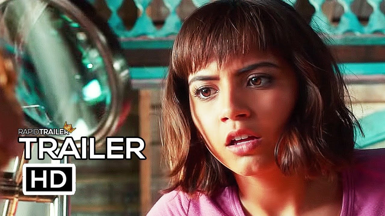 DORA AND THE LOST CITY OF GOLD Official Trailer (2019) Dora The Explorer, Live Action Movie HD