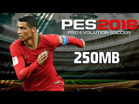 Photo of PES 2018 Mod FIFA WORLD CUP RUSSIA 2018 Best Graphics 250MB