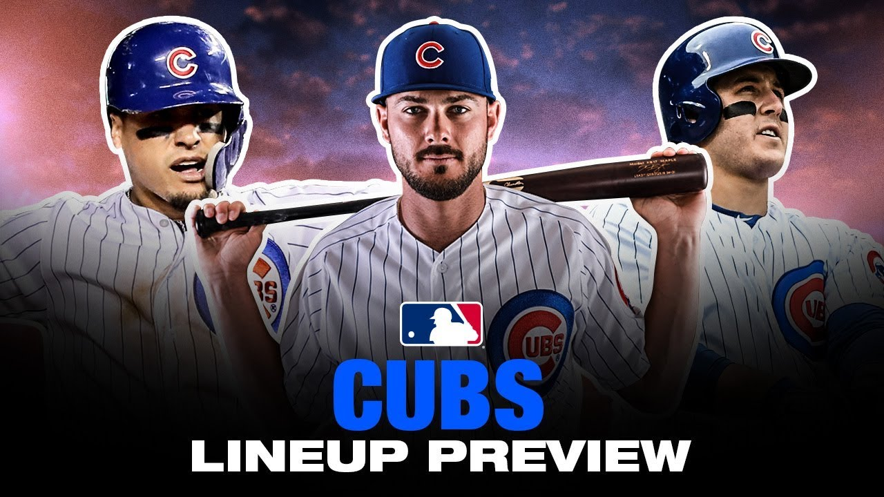 Photo of 2019 Cubs Lineup Preview