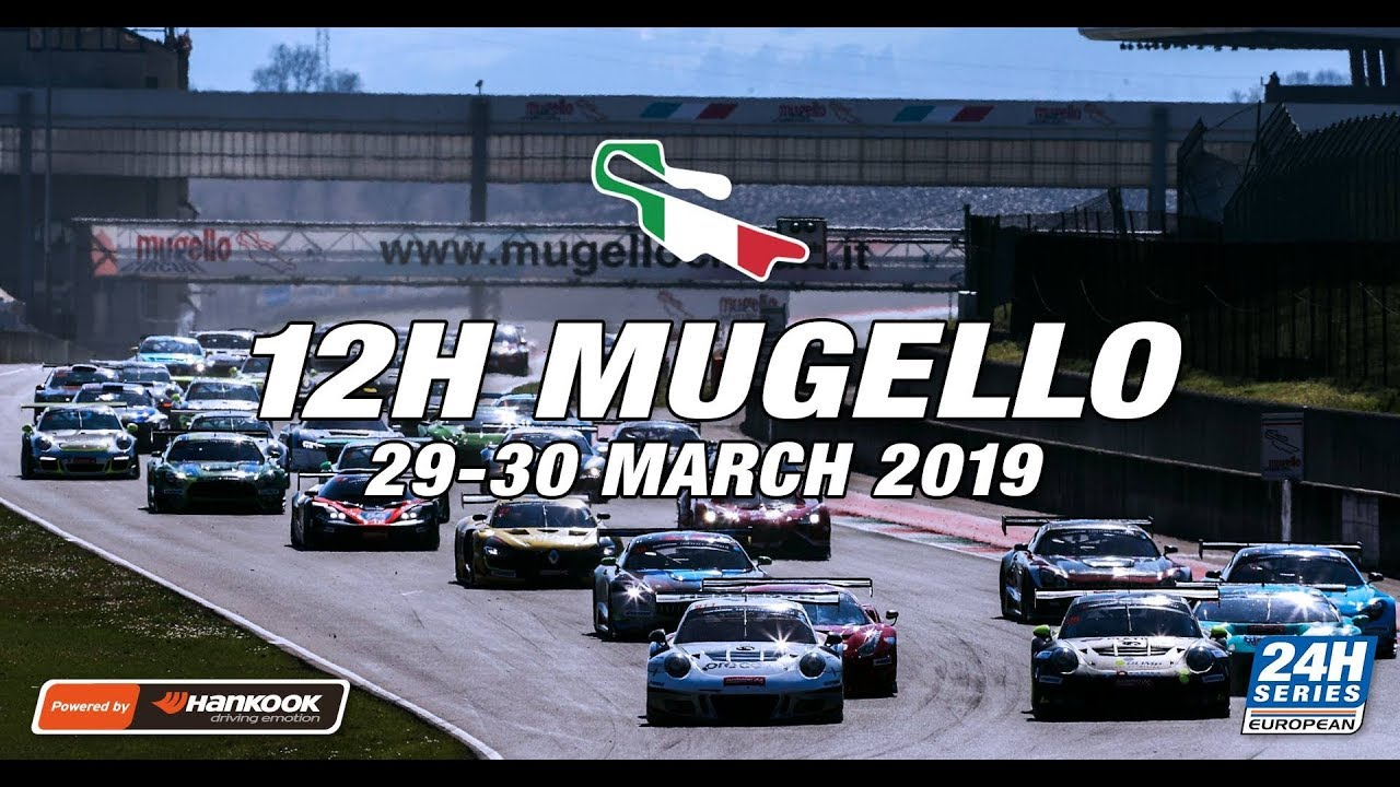 Photo of Hankook 12H MUGELLO 2019 – Race Part 1
